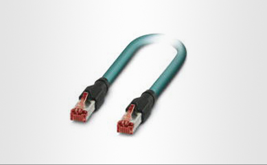 ETHERNET AND PROFINET PATCH CABLE