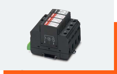 Surge protection for the power supply